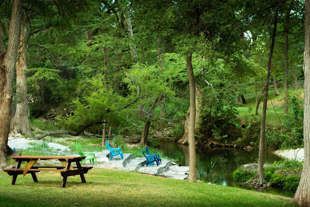 private creek access