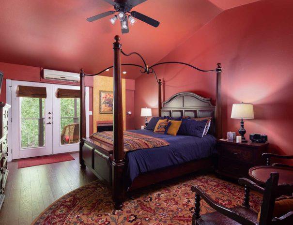 cherokee rose door view