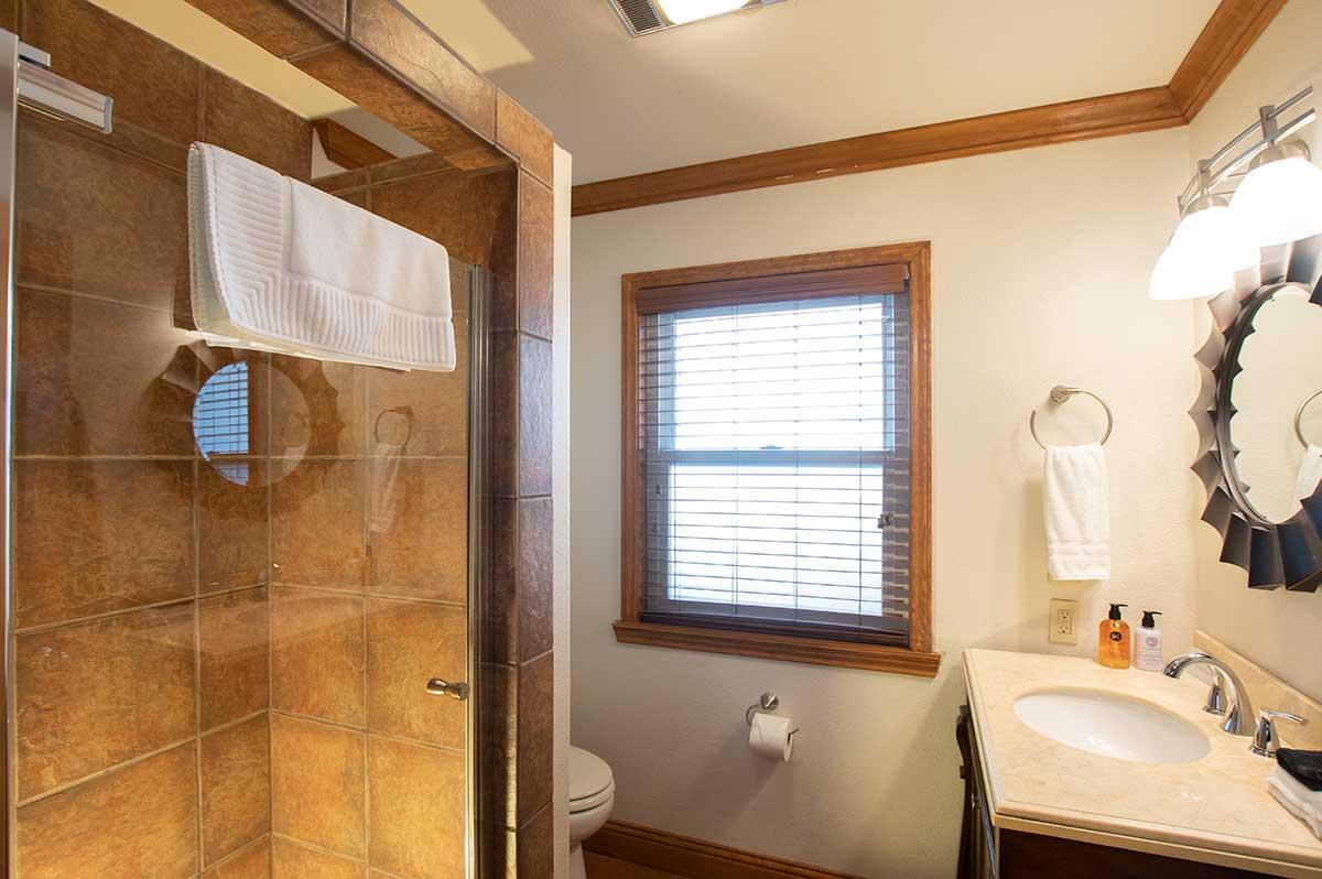 Ranch Room Bathroom